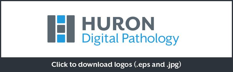 Click to dowload Huron Digital Pathology logos